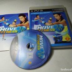 Videojuegos y Consolas: MOVE FITNESS ( PS3 - PAL - ESP ). Lote 295813293