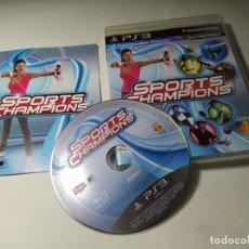 Videojuegos y Consolas: SPORT CHAMPIONS ( PS3 - PAL - ESP ). Lote 295813328