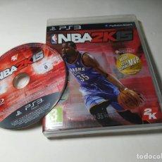 Videojuegos y Consolas: NBA2K15 ( PS3 - PAL - ESP ). Lote 295813373