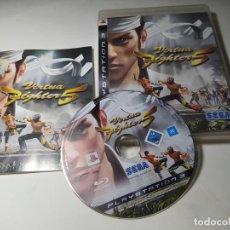 Videojuegos y Consolas: VIRTUA FIGHTER 5 ( PS3 - PAL - ESP ) (1). Lote 295813448