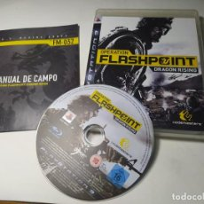 Videojuegos y Consolas: OPERATION FLASHPOINT DRAGON RISING ( PS3 - PAL - ESP ) (1). Lote 295813503