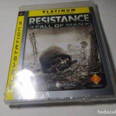 Videojuegos y Consolas: RESISTANCE : FALL OF MAN ( PS3 - PAL - ESP ) - PRECINTADO!. Lote 295813668