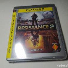 Videojuegos y Consolas: RESISTANCE 2 ( PS3 - PAL - ESP ) - PRECINTADO!. Lote 295813728