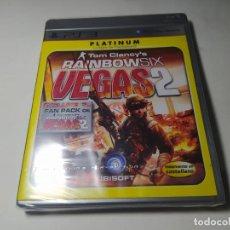 Videojuegos y Consolas: RAINBOW SIX - VEGAS 2 COMPLETE EDITION ( PS3 - PAL - ESP ) - PRECINTADO!. Lote 295813828