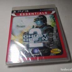 Videojuegos y Consolas: GHOST RECON ADVANCED WARFIGHTER 2 ( PS3 - PAL - ESP ) - PRECINTADO! (1). Lote 295813913