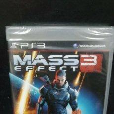 Videojuegos y Consolas: PLAY STATION 3 MASS EFFECT 3 NUEVO/PRECINTADO. Lote 296769468
