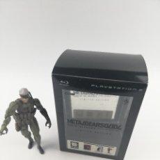 Videojuegos y Consolas: METAL GEAR SOLID 4 FIGURA PS3. Lote 296827593