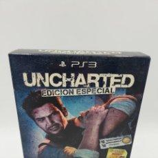 Videojuegos y Consolas: UNCHARTED EDICION ESPECIAL 2 JUEGOS PS3. Lote 296830043