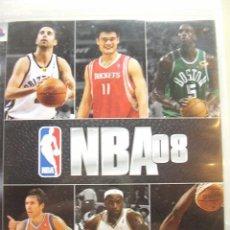 Videojuegos y Consolas: NBA 08 PARA PLAYSTATION 3. JUEGO ORIGINAL. Lote 26831535