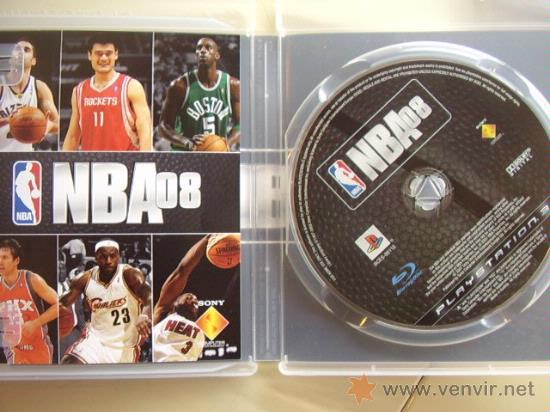 Videojuegos y Consolas: NBA 08 para PlayStation 3. Juego Original - Foto 3 - 26831535
