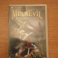 Jeux Vidéo et Consoles: PSP- MEDIEVIL - RESURRECCION - . Lote 29077580