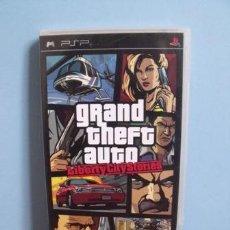 Videojuegos y Consolas: JUEGO GTA LIBERTY CITY STORIES - PSP. Lote 31206924