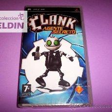 Videojuegos y Consolas: CLANK AGENTE SECRETO NUEVO PRECINTADO PAL ESPAÑA PLAYSTATION PSP. Lote 24465768
