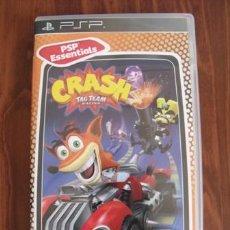 Videojuegos y Consolas: JUEGO PSP: CRASH TAG TEAM RACING - CRASH BANDICOOT. Lote 32531799