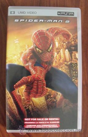 PELÍCULA EN UMD DE SPIDER-MAN 2 - PSP (Juguetes - Videojuegos y Consolas - Sony - Psp)