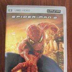 Videojuegos y Consolas: PELÍCULA EN UMD DE SPIDER-MAN 2 - PSP. Lote 32628845