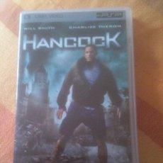 Videojuegos y Consolas: PELICULA HANCOCK PSP - . Lote 34259639