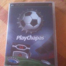 Videojuegos y Consolas: JUEGO PLAYCHAPAS - PSP. Lote 34259691