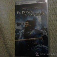 """Videojuegos y Consolas: PELICULA UMD PARA PSP """"EL REINO DE LOS CIELOS"""" (CASI SIN UTILIZAR). Lote 36320614"""