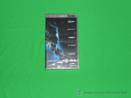 UMD VIDEO - ALIEN PELICULA - PSP - NUEVA Y PRECINTADA - JAMES CAMERON - SIGOURNEY WEAVER (Juguetes - Videojuegos y Consolas - Sony - Psp)