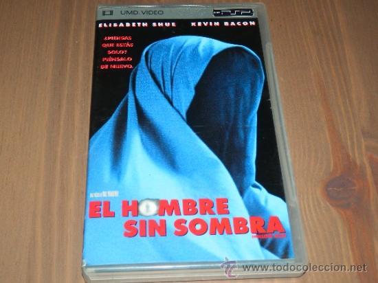 EL HOMBRE SIN SOMBRA UMD VIDEO PARA PSP PELICULA CHI (Juguetes - Videojuegos y Consolas - Sony - Psp)