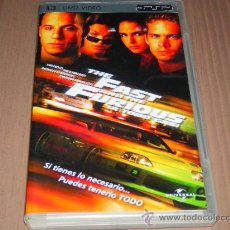 Jeux Vidéo et Consoles: THE FAST AND THE FURIOUS A TODO GAS UMD VIDEO FOR PSP PELICULA CHI. Lote 38539999