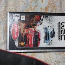 Videojuegos y Consolas: JUEGO WORLD RALLY CHAMPIONSHIP PARA PSP. Lote 40676731