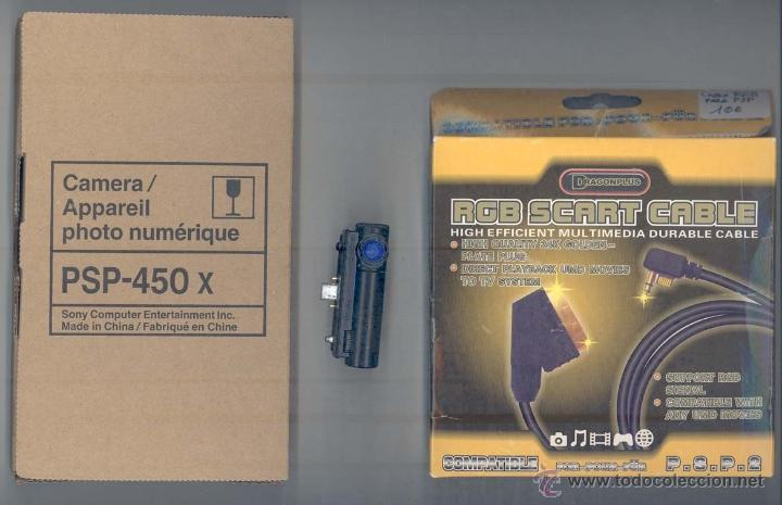 Videojuegos y Consolas: CONSOLA PSP PIANO BLACK, con cámara cargadores y 5 juegos. - Foto 3 - 40975344