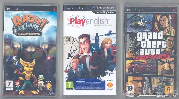 Videojuegos y Consolas: CONSOLA PSP PIANO BLACK, con cámara cargadores y 5 juegos. - Foto 5 - 40975344
