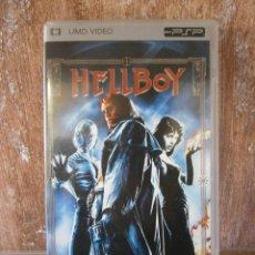 Videojuegos y Consolas: UMD VIDEO HELLBOY PSP. Lote 42757033