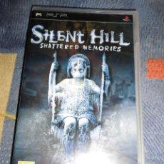 Videojuegos y Consolas: SILENT HILL;SHATTERED MEMORIES NUEVO PRECINTADO,. Lote 128347830