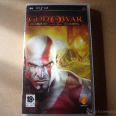Videojuegos y Consolas: GOD OF WAR PSP. Lote 46195207