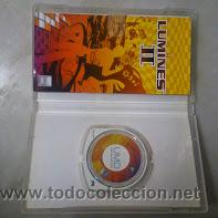 LUMINES II COMO NUEVO PAL ESPAÑA SONY PSP PAYPAL (Juguetes - Videojuegos y Consolas - Sony - Psp)