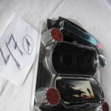 Videojuegos y Consolas: ALTAVOCES RECARGABLES PARA PSP NUEVOS EN SU BLISTER SIN ABRIR. Lote 47971314