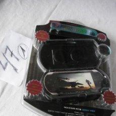 Videojuegos y Consolas: ALTAVOCES RECARGABLES PARA PSP NUEVOS EN SU BLISTER SIN ABRIR . Lote 47971400