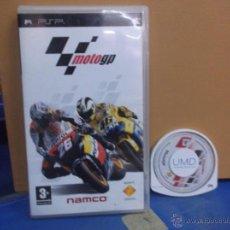 Videojuegos y Consolas: JUEGO PSP, MOTO GP. Lote 49230255