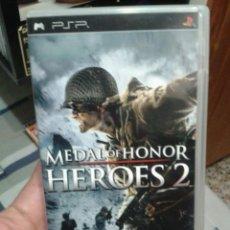 Videojuegos y Consolas: JUEGO PSP MEDAL OF HONOR 2. Lote 49849381