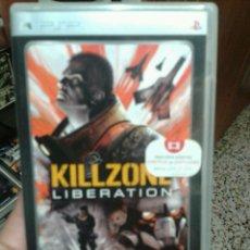 Videojuegos y Consolas: JUEGO PARA PSP KILL ZONE LIBERATION PLATINUM. Lote 49849514