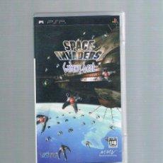 Jeux Vidéo et Consoles: PSP SPACE INVADERS GALAXY BEAT- JAP. Lote 50649486