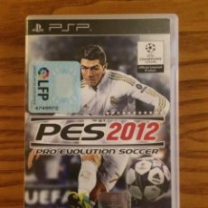 Videojuegos y Consolas: PRO EVOLUTION SOCCER 2012 PES - VIDEOJUEGO - SONY - PSP. Lote 51111290