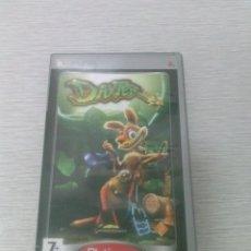 Videojuegos y Consolas: JUEGO PSP DAXTER - COMPLETO. Lote 51202454