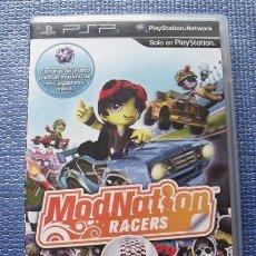 Videojuegos y Consolas: JUEGO MODNATION RACERS - PLAYSTATION (PSP). Lote 52698873