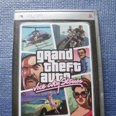 Videojuegos y Consolas: JUEGO GTA VICE CITY STORIES - PLAYSTATION (PSP). Lote 52698882