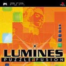Videojuegos y Consolas: LUMINES PSP PAL ESPAÑA. Lote 53289549
