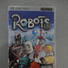 Videojuegos y Consolas: UMD VIDEO ROBOTS - PSP. Lote 53479462