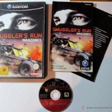 Videojuegos y Consolas: SMUGGLER'S RUN WARZONES PARA GAMECUBE. Lote 54122245