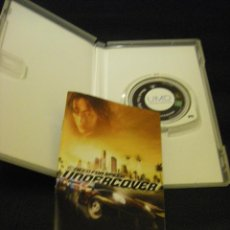 Videojuegos y Consolas: UNDERCOVER NEED FOR SPEED. PSP. Lote 55304009