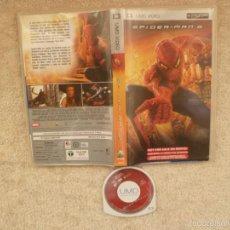 Videojuegos y Consolas: PELICULA UMD PSP SPIDERMAN 2. Lote 55782292
