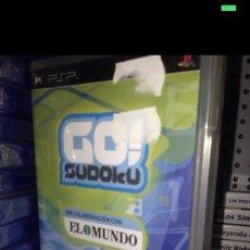 Videojuegos y Consolas: JUEGO PSP A ESTRENAR. Lote 56381268