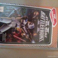 Videojuegos y Consolas: JUEGO PSP STAR WARS BATTLEFRONT. Lote 56555794